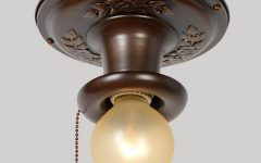Pull Chain Pendant Lights Fixtures