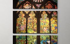 Stained Glass Wall Art