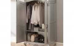 Silver French Wardrobes