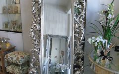 Baroque Floor Mirrors
