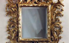 Small Baroque Mirrors