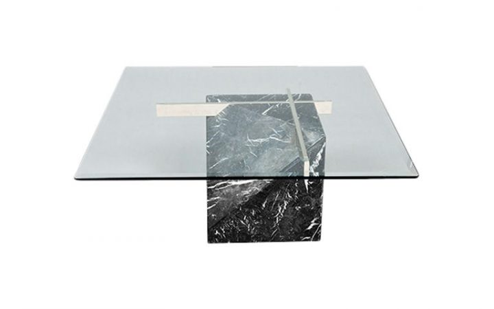Glass Base Coffee Tables