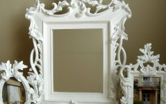 Modern Baroque Mirrors