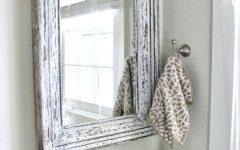 Shabby Chic Bathroom Mirrors