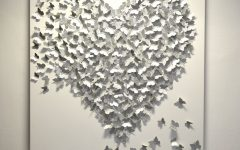 Silver Wall Art
