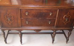 Antique Buffet Sideboards