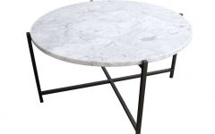 Marble Round Coffee Tables