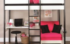 Bunk Bed With Sofas Underneath
