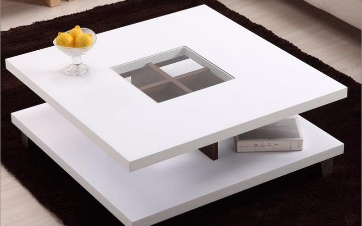 Best Modern White Coffee Tables