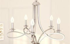 Berger 5-light Candle Style Chandeliers