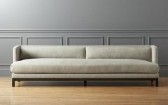 Long Modern Sofas