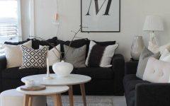 Black Sofas Decors