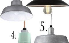 Cottage Style Pendant Lights