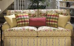 Floral Sofas and Chairs
