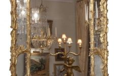 French Vintage Mirrors
