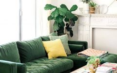 Emerald Green Sofas