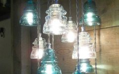 Antique Insulator Pendant Lights