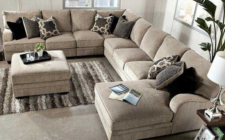 7 Seat Sectional Sofa