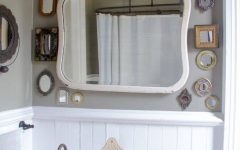 Vintage Bathroom Mirrors