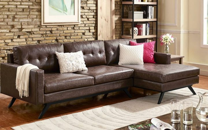 Small Spaces Sectional Sofas