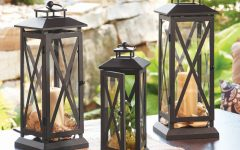 Metal Outdoor Lanterns