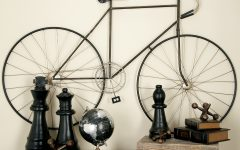 Bike Wall Decor