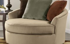 Big Round Sofa Chairs