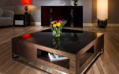 Big Square Coffee Tables