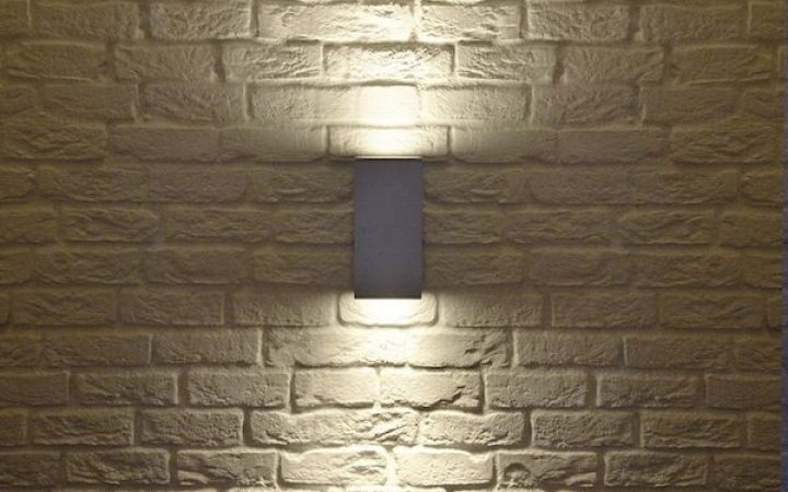 Outdoor Wall Accent Lighting