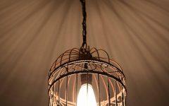 Bird Cage Pendant Lights