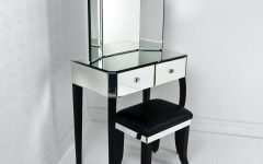 Black Dressing Mirrors