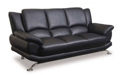 Black Modern Couches