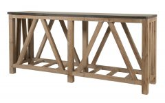 Bluestone Console Tables