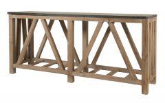 Bluestone Console Tables
