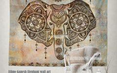 Bohemian Wall Art
