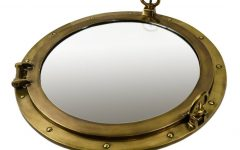 Chrome Porthole Mirrors