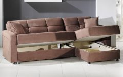 Small Sectional Sofas With Storage