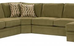 Broyhill Sectional Sleeper Sofas