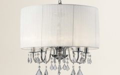 Buster 5-light Drum Chandeliers