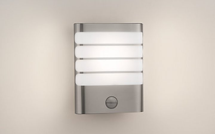 Led Outdoor Raccoon Wall Lights with Motion Detector
