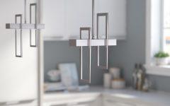 Callington 1-light Led Single Geometric Pendants