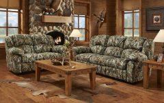 Camo Reclining Sofas