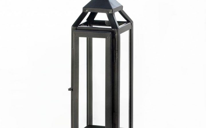 Outdoor Lanterns and Candles