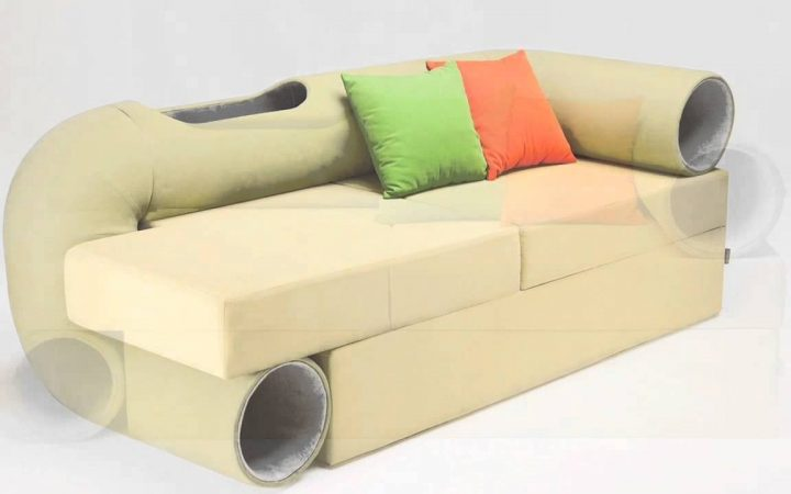 Cat Tunnel Couches