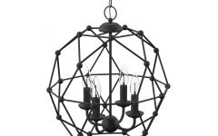Cavanagh 4-light Geometric Chandeliers