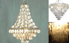 Sea Glass Pendant Lights