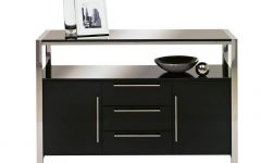 Black Sideboards
