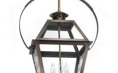 Outdoor Hanging Electric Lanterns