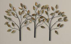 Desford Leaf Wall Decor by Charlton Home