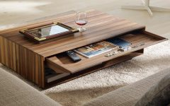 Rare And Unique Modern Coffee Tables